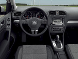 Pictures of Volkswagen Golf Blue-e-motion Prototype (Typ 5K) 2010