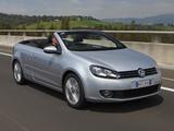 Pictures of Volkswagen Golf Cabrio AU-spec (Typ 5K) 2011