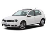 Pictures of Volkswagen Golf Sportline BR-spec (Typ 1J) 2012
