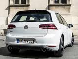 Pictures of Volkswagen Golf GTI 3-door (Typ 5G) 2013