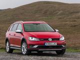 Pictures of Volkswagen Golf Alltrack UK-spec (Typ 5G) 2015