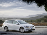 Pictures of Volkswagen Golf TSI Variant (Typ 5G) 2017