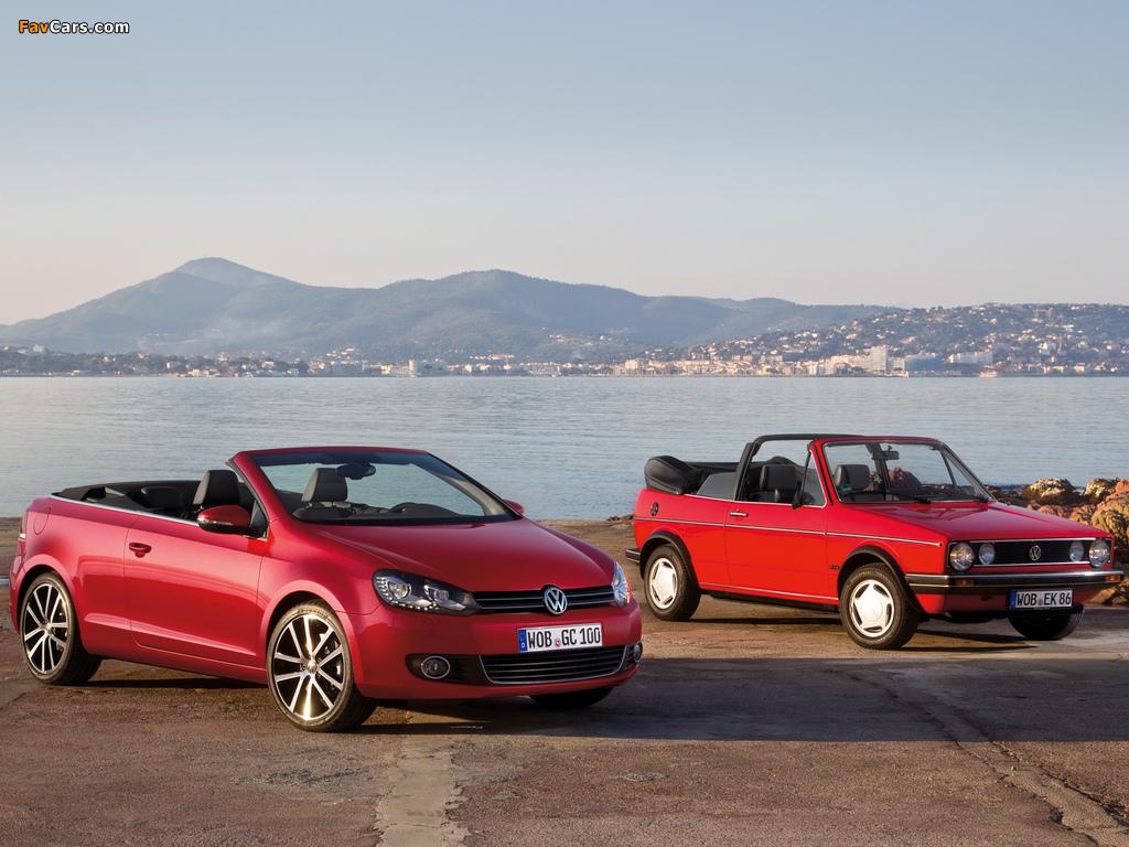 Pictures of Volkswagen Golf (1024 x 768)