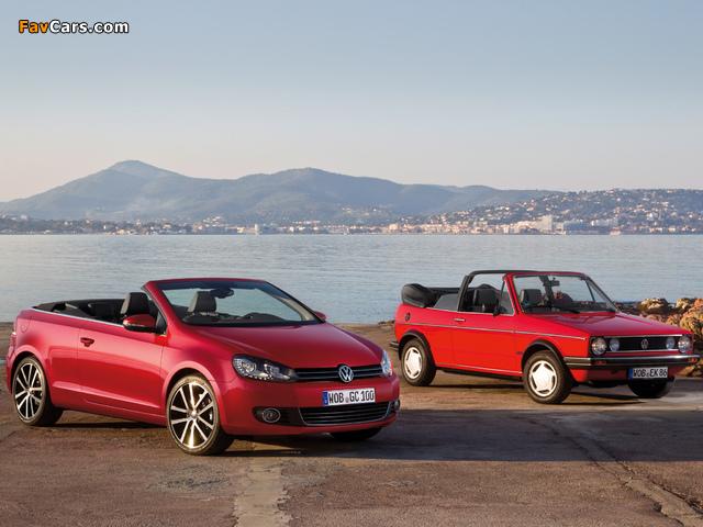Pictures of Volkswagen Golf (640 x 480)