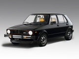 Volkswagen Golf GTI 5-door (Typ 17) 1976–83 photos