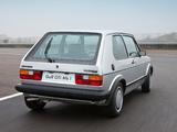 Volkswagen Golf GTI Pirelli UK-spec (Typ 17) 1983 photos
