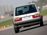 Volkswagen Golf GTI Pirelli UK-spec (Typ 17) 1983 pictures