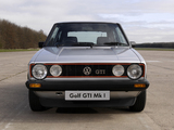 Volkswagen Golf GTI Pirelli UK-spec (Typ 17) 1983 wallpapers