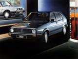 Volkswagen Golf 5-door (Typ 1G) 1987–92 photos