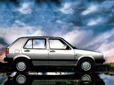Volkswagen Golf Syncro 5-door (Typ 1G) 1987–92 photos