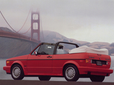 Volkswagen Cabriolet (Typ 17) 1988–93 images