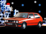 Volkswagen Golf GTI 3-door (Typ 1G) 1989–92 images