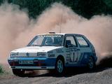 Volkswagen Golf Rallye G60 Rally Car (Typ 1G) 1990 photos