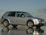 Volkswagen Golf 5-door (Typ 1J) 1997–2003 pictures