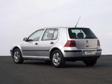 Volkswagen Golf 5-door (Typ 1J) 1997–2003 wallpapers
