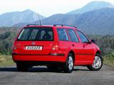 Volkswagen Golf Estate (Typ 1J) 1999–2007 images