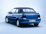 Volkswagen Golf Cabrio Generation (Typ 1H) 1999 photos