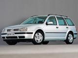 Volkswagen Golf Estate (Typ 1J) 1999–2007 photos