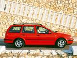 Volkswagen Golf Variant (Typ 1J) 1999–2007 photos