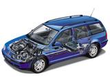 Volkswagen Golf Variant (Typ 1J) 1999–2007 pictures