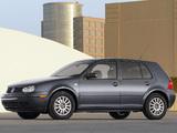 Volkswagen Golf 1.9 TDI 5-door US-spec (Typ 1J) 1999–2003 wallpapers