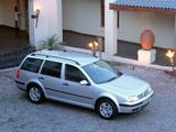 Volkswagen Golf Estate (Typ 1J) 1999–2007 wallpapers
