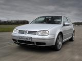 Volkswagen Golf GTI UK-spec (Type 1J) 2001–03 photos