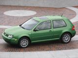 Volkswagen GTI (Typ 1J) 2001–03 photos