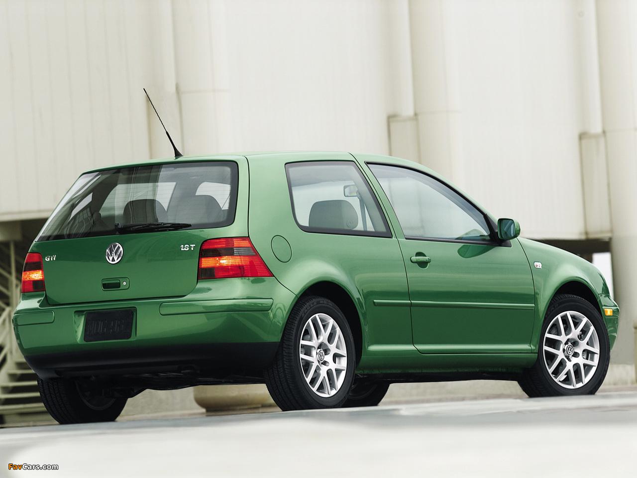 Volkswagen GTI (Typ 1J) 2001–03 wallpapers (1280 x 960)