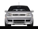Volkswagen GTI 337 Edition (Typ 1J) 2002 images