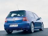 Volkswagen Golf R32 (Typ 1J) 2002–04 photos