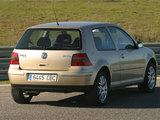 Volkswagen Golf 1.6 FSI 3-door (Typ 1J) 2002–03 wallpapers