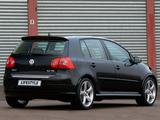 Volkswagen Golf 5-door Lifestyle ZA-spec (Typ 1K) 2004–08 pictures