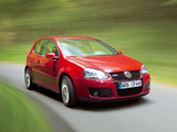 Volkswagen Golf GTI 3-door (Typ 1K) 2004–08 wallpapers