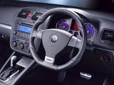 Volkswagen Golf GTI 3-door UK-spec (Type 1K) 2004–08 wallpapers
