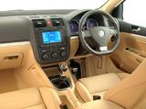 Volkswagen Golf GTI 5-door ZA-spec (Typ 1K) 2004–08 wallpapers