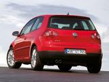 Volkswagen Golf GT 3-door (Typ 1K) 2005–08 pictures