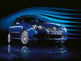 Volkswagen Golf R32 3-door (Typ 1K) 2006–08 images