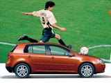 Volkswagen Golf Goal (Typ 1K) 2006 photos