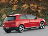 Volkswagen GTI 3-door (Typ 1K) 2006–08 pictures