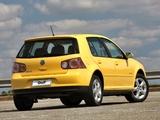 Volkswagen Golf Sportline BR-spec (Typ 1J) 2007–12 images