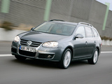 Volkswagen Golf Variant (Typ 1K) 2007–09 photos