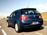 Volkswagen Golf Sportline BR-spec (Typ 1J) 2007–12 pictures