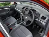 Volkswagen Golf Variant UK-spec (Typ 1K) 2007–09 pictures