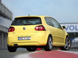 Volkswagen Golf GTI Pirelli (Typ 1K) 2007 pictures