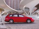 Volkswagen Golf Variant (Typ 1K) 2007–09 pictures