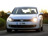 Volkswagen Golf 5-door UK-spec (Typ 1K) 2008 photos