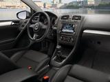 Volkswagen Golf 5-door (Typ 1K) 2008 pictures