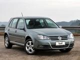 Volkswagen Golf Tech BR-spec (Typ 1J) 2008 pictures