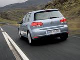Volkswagen Golf 5-door (Typ 1K) 2008 wallpapers